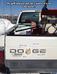 Doge Meme Car - much car so doge wow the meta picture
