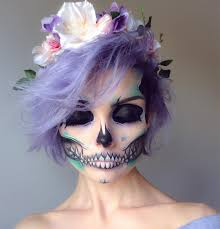 Halloween Unicorn 10 Over The Top Halloween Makeup Looks To Try This Year Brit Co