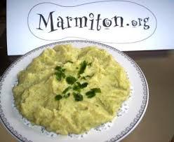 cuisiner le brocolis marmiton purée de pommes de terre et brocolis recette de purée de pommes