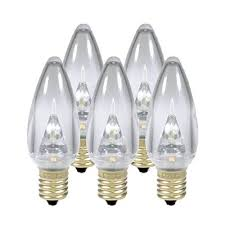 warm white c9 led replacement bulbs with intermediate e17 base