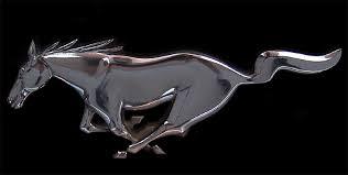 Black Mustang Grille Emblem Black 2002 Saleen S281 Ford Mustang Convertible Mustangattitude