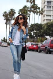 10 denim jackets and how to style them the jeans blog