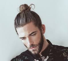 twisted and neat hairstyles 21 man bun styles