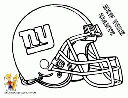 100 ideas football coloring pages nfl emergingartspdx
