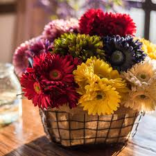 bouquets of flowers 7heads artificial gerbera bouquet easter manual simulation