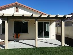 Cool Patio Ideas by Decorating Wonderful Alumawood Patio Cover For Interesting Patio