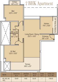 Drawing Floor Plans In Excel by Excel Kiara By Excel Homes In Nibm Annex Mohammadwadi Pune