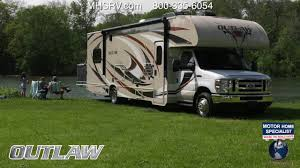 Toy Hauler Furniture For Sale by 2018 Thor Outlaw Class C Rv Toy Hauler On Sale At 1 Dealer Motor