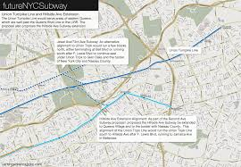 Second Ave Subway Map by The Futurenycsubway A Second L Train U2013 Vanshnookenraggen