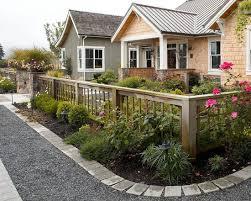 Diy Garden Fence Ideas Diy Garden Fence Home Plans