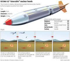 united states u0027 first u0027smart u0027 nuclear bomb signals new arms race