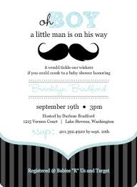 gentleman baby shower gentleman baby shower invitations