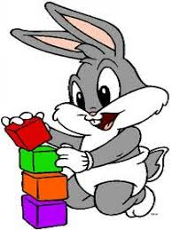 baby looney tunes bugs bunny lola