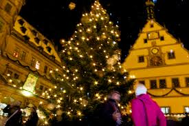 rothenburg ob der tauber a favorite german christmas market