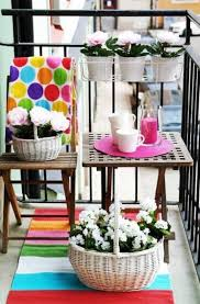 Outdoor Balcony Rugs 22 Colorful Small Balcony Decorating Ideas Increasing Home Appeal