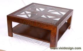 Glass Coffee Table Set Coffee Table Contemporary Coffee Tables Wood And Glass Discount