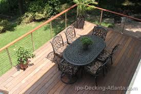 Backyard Deck Prices Decking Prices Atlanta