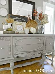 Dining Room Buffet Tables Best 25 Painted Buffet Ideas On Pinterest Refinished Buffet