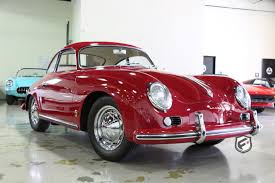 porsche 356 1959 porsche 356 fusion luxury motors