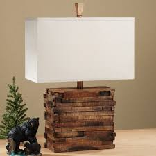 unthinkable rustic lamps for living room nice decoration end
