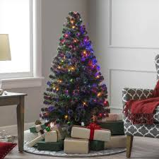 gallery of ge led christmas trees pre lit fabulous homes