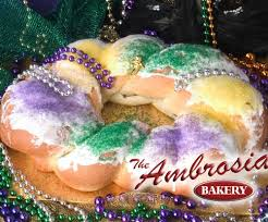 king cake delivery the ambrosia bakery deli
