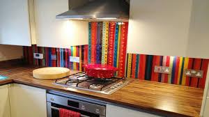 new beautiful kitchen splash back ideas printed glass kitchen