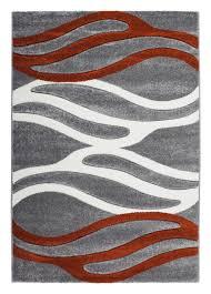 Teppich Schlafzimmer Beige Prada Teppich 8002 Designer Teppiche Modern Wohnzimmer