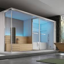 sauna in bagno olimpo hafro geromin