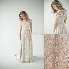 vintage wedding dresses for sale discount 2015 new lace wedding dresses v neck a line sleeve