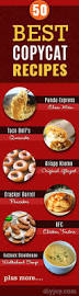 Olive Garden Family Of Restaurants The 50 Best Copycat Recipes Ever Mc Donalds Copycat Recipes
