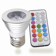 Rgb Led Light Bulb With Remote by Compare Prices On Lamp Remote Controler Online Shopping Buy Low