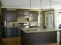 kitchen grey cabinets gray kitchen walls brown cabinets kitchen decoration