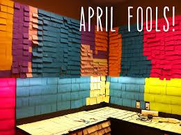 Office Desk Prank Island Temps April Fool S Day Office Pranks