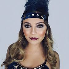 roaring 20 s fashion hair the 25 best roaring 20s makeup ideas on pinterest 1920s makeup
