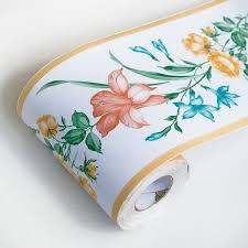 Home Decor Wholesale Supplier Wholesale Bulk Dropshipper Gerbera Self Adhesive Wallpaper