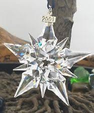 swarovski ornament 2001 ebay