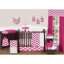 Pink Chevron Crib Bedding Chevron Crib Bedding From Buy Buy Baby