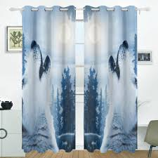 sliding curtain room dividers online get cheap wolf window curtains aliexpress com alibaba group