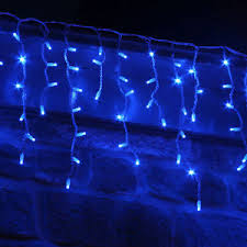 snowing icicle outdoor lights 360 led indoor outdoor snowing icicle christmas xmas ultra bright