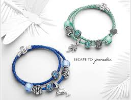 bracelet pandora style images Review green leather bracelet from pandora summer 2015 mora pandora png