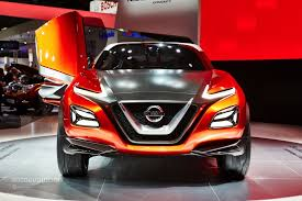 nissan crossover nissan gripz crossover concept expands z family in frankfurt