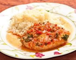 cuisine recettes recette thon frais à l espagnole