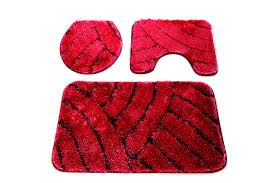 bath mats set lovely simple bathroom rug set bath mat set 3 rug toilet