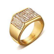 diamond ring for men design gold wedding rings for men mindyourbiz us