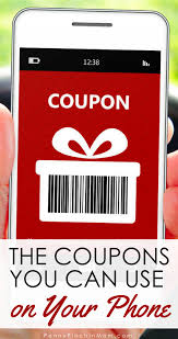 halloween mart coupon how to get coupons on your phone to save money