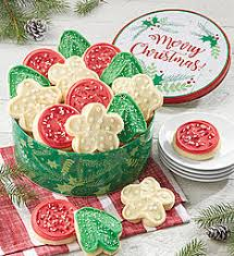 christmas cookie gifts delivered cheryls com