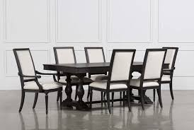 chapleau 7 piece extension dining set living spaces
