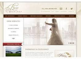 wedding planning websites 99 best wedding and event planning website designs images on