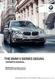 2003 bmw 325i owners manual bmw 5 series 2014 f10 owner u0027s manual